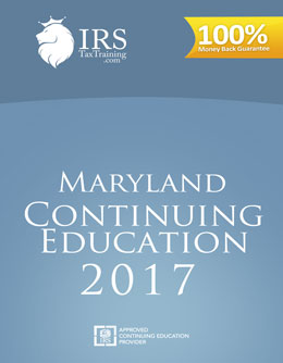 2017 Maryland Continuing Education